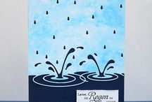 Kaarten - Regen.....