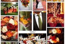 Wedding - Fall Colors