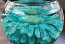 Centerpieces / by Mildred Boles