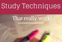Study Time! / Tips for good study habits. / by Cleveland State Community College
