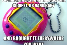 25 Ways to Tell You're a Kid From the 90s... / by Sarah Tanner