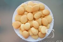 Čajové pečivo,sušenky