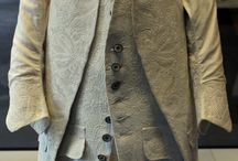 boy's clothes in 18th century
