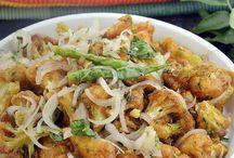 Cauliflower Indian Recipe Collection