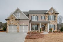 Model Home - Blackwell Manor / Beautiful model home featuring the Brookwood floor plan.