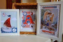 my crafts / moje własnoręcznie wykonane różności