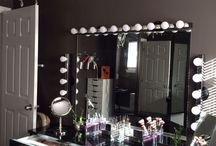 make up area