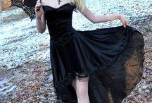 Goth Lányok