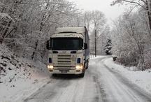 Going nowhere / Winter day in Piemonte