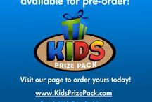 Kids Prize Pack / General information about Kids Prize Pack.
