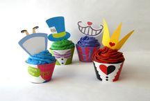 Decorating cupcakes - ideas
