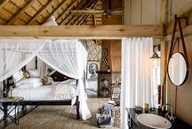 Singita Ebony Lodge Refurbishment: High Style and Luxury in the Bush / Singita Ebony Lodge has been redesigned to combine the best of tented camping and bush lodge style. Experience the bush in utmost style and luxury with Ker & Downey.