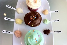nice cake tasting presentation