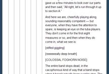 Music / Musical Puns, Facts and Tips