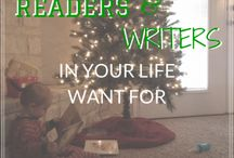 Gift Ideas! / Gift Ideas for Readers/Writers!