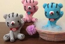 Amigurumi by Ley Bells / Follow my instagram : leybells_handmade.. www.facebook.com/LeyBells
