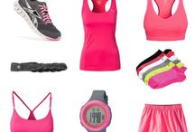 Workout Wardrobe. / by Tiffany Parsons
