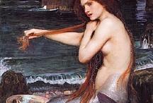 Mermaids / by Lilli