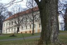 Chateaux in a Czech Republik