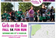 Girls on the Run of the CSRA / by Heather R