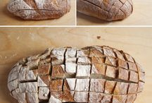Backofen Brot
