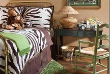 Safari room for Aiden