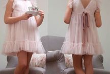 vestidos criança
