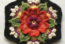 motifli çiçek