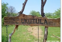 Ukutula - I'm going to work here as a volunteer!