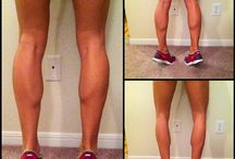 Slimming calves exercise