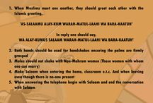 Islaam / Islamic Quotes