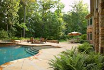 Swimming Pools and Spas / Optimum aesthetics are achieved when designed as a whole