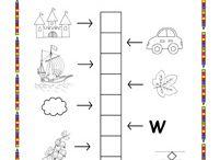 predčitateľská gramotnosť