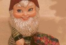 Yard Gnomes! / by Rachel Wilkinson