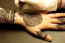 Henna Artist / We offer amazing henna tattoo artists in Toronto and it's surrounding cities