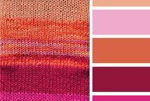 Colour Palettes / Oh I do love colour palettes. I especially love the way some creative folks take a beautiful image of nature and show us in detailed colour swatches all the colours we wouldn't normally see. / by Ange Brown