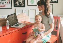 Baby + Mama