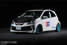 Honda brio / For all