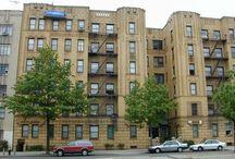 Art Deco Architecture | Grand Concourse, The Bronx
