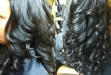 HAIR EXTENSIONS AND WEAVES / HAIR EXTENSIONS AND WEAVES / by MIZ' POOH