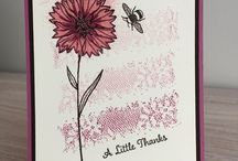 Stampin Up Touches Of Textures