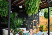 patio/outdoor rooms
