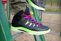 "Nike Jordan Prime Fly 599582-019 ""Black/Purple Flash/Club Pink"""