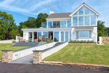 Seaside Salvation / Redland's Mini Stonewold tiles were selected by homeowner Adrian Gillard to achieve a contemporary aesthetic on his beachside bungalow renovation in Devon.
