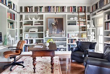 Bookcases / by Sara Spicer Heath
