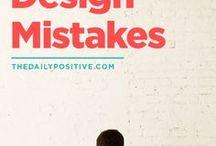 Website Design Tips / website design tips, website ideas, website inspiration, templates, how to create a website, logos, squarespace, wordpress, seo, blog, bloggers, blogging