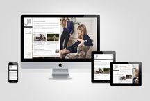 Websites uit Naarden / Websites uit Naarden die gemaakt zijn door TemplateFabriek