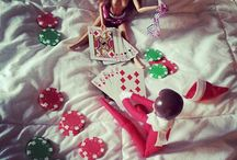 Hilarious and Naughty Elf on the Shelf / I don't have kids but I think the elf on the shelf idea is frightening for the kids and hilarious for the parents.  Here is what I would do if I had an elf on the shelf :) / by Sue Marotz