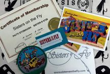 The gift of Sisters on the Fly! / Sisters on the Fly is a true Sisterhood offering support to women through incredible outdoor adventures! Join us today and start having more fun than anyone!  SistersontheFly.com (The only requirement is a spirit of adventure!)  / by Official Sisters On The Fly