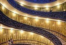 Architektur Treppen